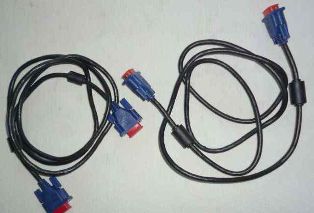 Мониторный кабель VGA