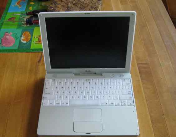 На запчасти apple ibook A1005