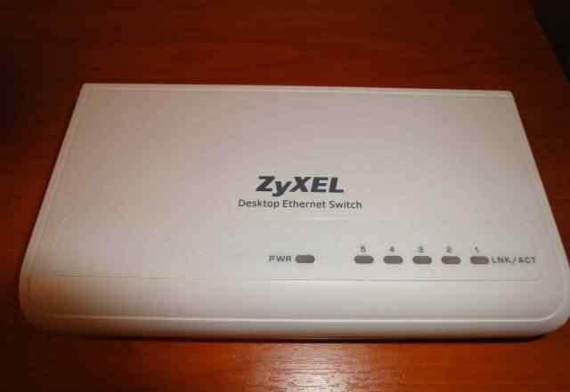 Коммутатор Zyxel ES-105S