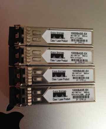 Cisco SFP 1000Base-SX
