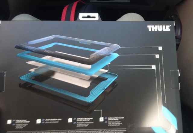 Thule Vectros Protective Bumper Case for Macbook