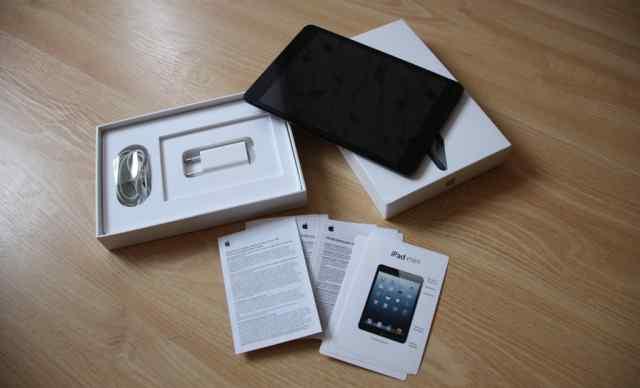 iPad mini 16 gb LTE