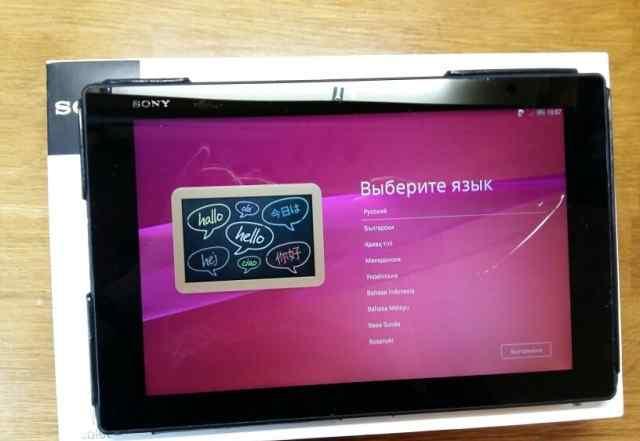 Sony xperia tablet z2 16gb 4g wifi на разбор