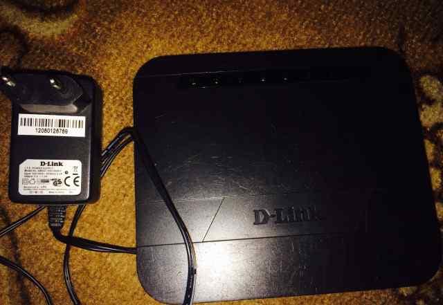 Wi-fi роутер (DIR-300)