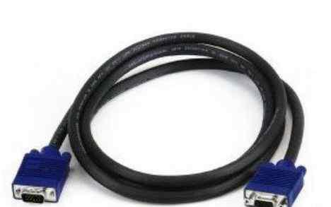 Шнур кабель VGA новый