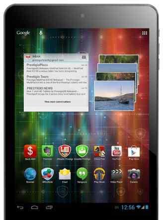 планшет prestigio PMP5785CUK quad