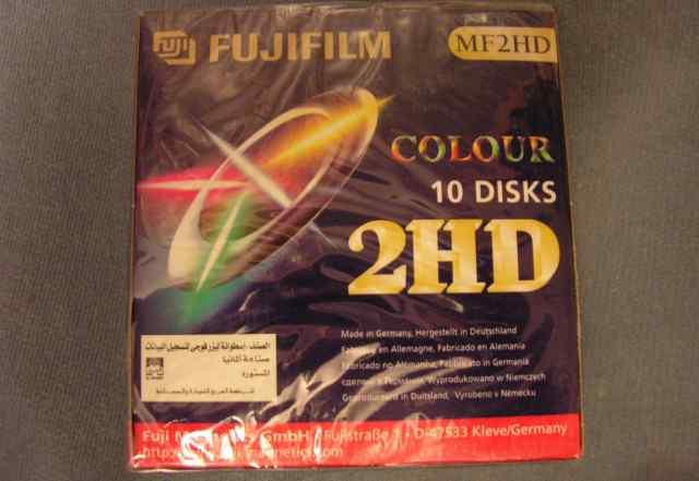 FujiFilm Дискеты 3.5