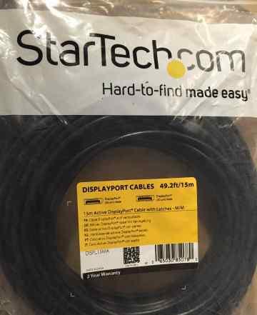 Активный удлинитель StarTech DisplayPort