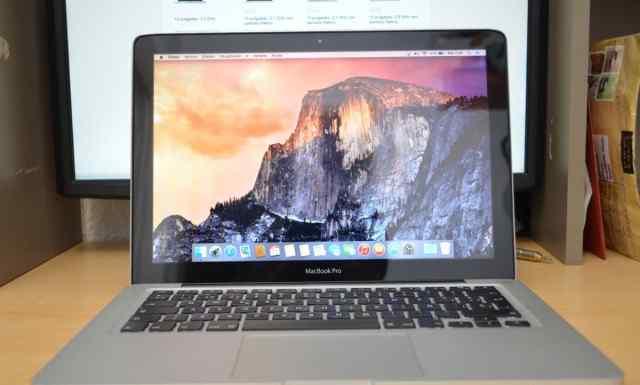 Apple MacBook Pro 13 2010г