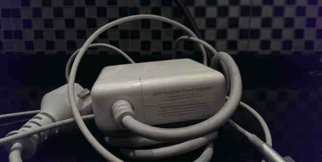 Apple Magsafe 85w A1343 зарядное устройство