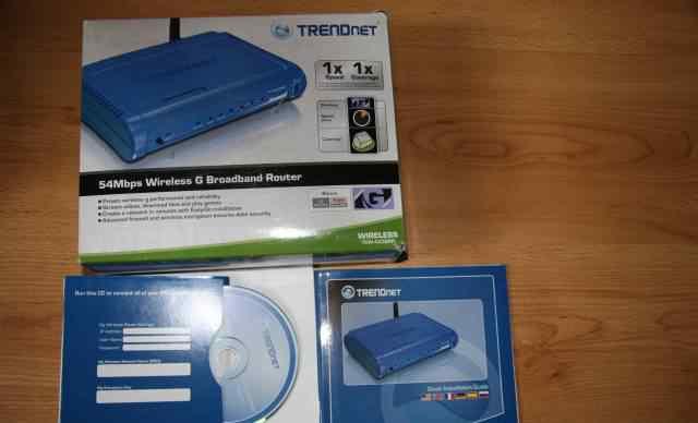 Trendnet TEW-452BRP
