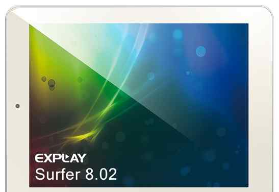 Планшет Explay Surfer 8.02