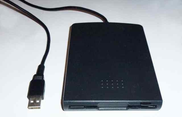 Дисковод дисковод FDD внешний USB рабочий
