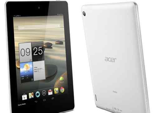 Планшет Acer Iconia Tab A1-810