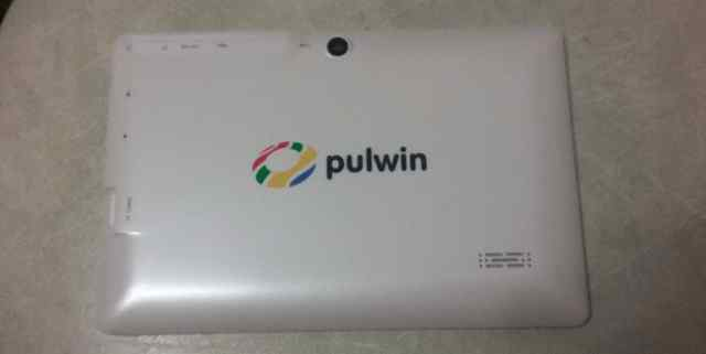 Детский планшет pulwin