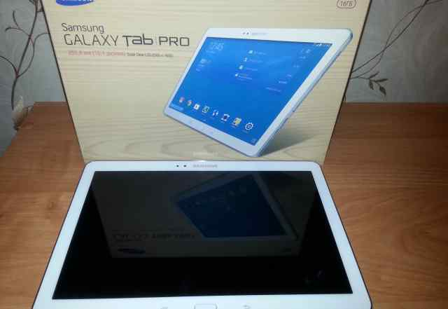 Samsung Galaxy Tab Pro 10.1 SM-T525 16Gb White рст
