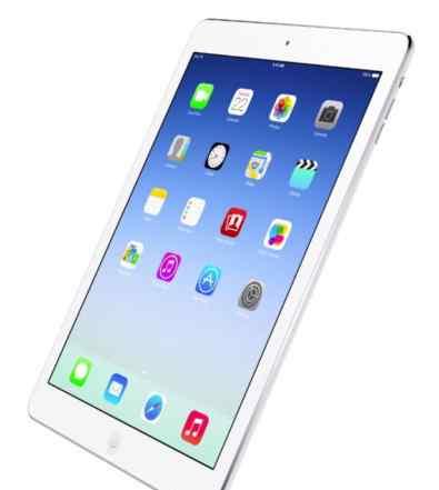 Apple iPad Air 32gb wifi+ cellular silver