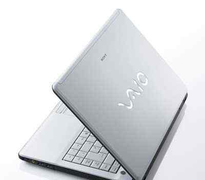 Sony Vaio VGN-FE21HR, 1.66 Ghz Core Duo, 15 дюймов