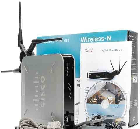 Cisco WAP4410N-G5 (Linksys) точка доступа / новый