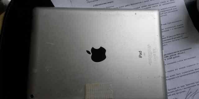 iPad 2 требуется замена экрана