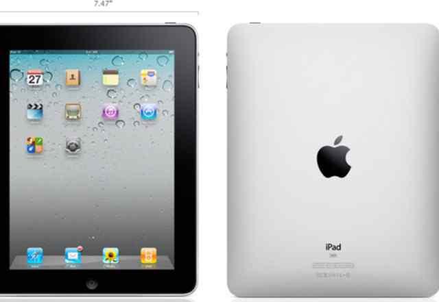 Apple iPad 2 16 gb wifi 3G состояние нового