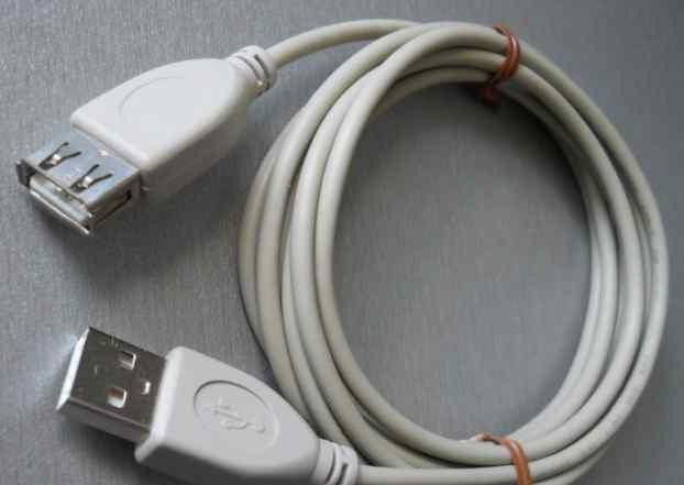 Удлинитель USB 1.8м
