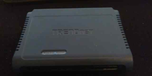 Роутер Trendnet TEW-432BRP Version D1.3R
