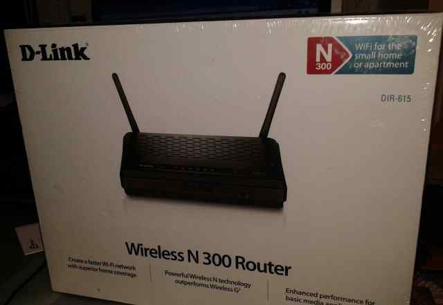 D-Link Wi-Fi DIR-615