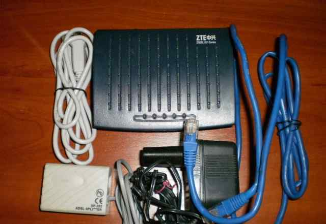 Продаю модем ZXD SL 831 стрим