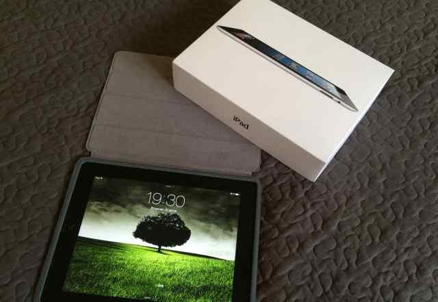 Apple iPad 4 Retina 128Gb Wi-Fi + Cellular Black