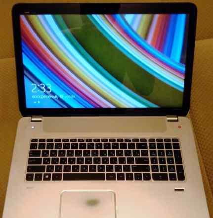 HP envy TS 17 J1Y79EA