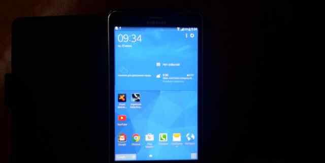 Новый Samsung Galaxy tab 4, 7.0 wi-fi, 3g