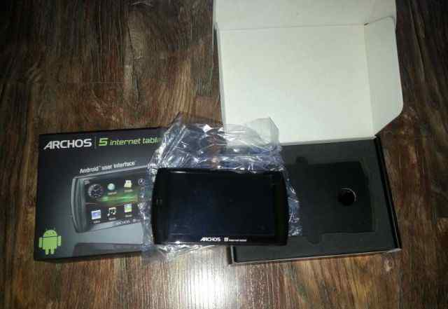 Archos 5 Internet tablet 32Gb новый
