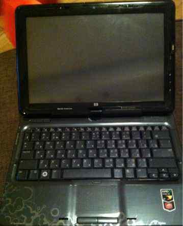 HP TouchSmart PC tx2, 12 дюймов, амд, 4гб, 500гб