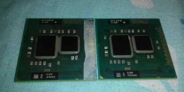 I5-430m и i3-330m