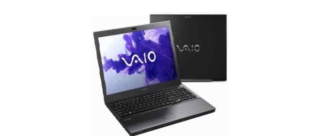 Ноутбук Sony Vaio SVS1512X1R i7/12Gb/ssd 256Gb
