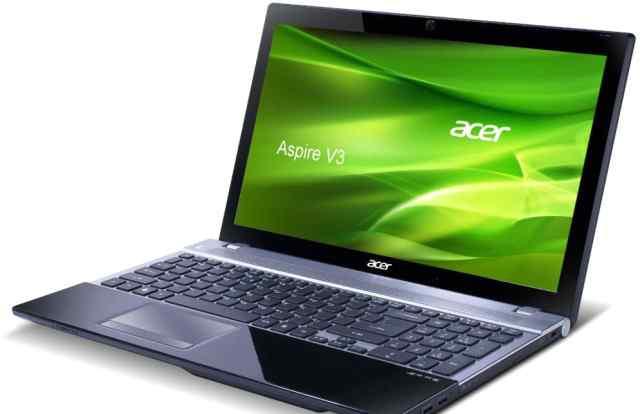 Acer aspire V3-551G 2-ядра
