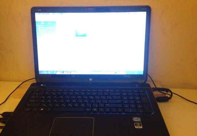 Обменяю HP DV7 на MacBook Pro