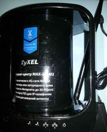 Роутер Zyxel MAX-206M2