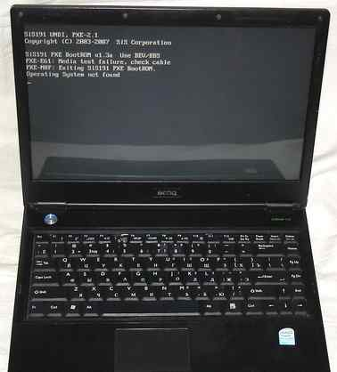 Ноутбук Benq Joybook R43E