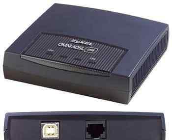 Adsl модем Zyxel omni USB EE