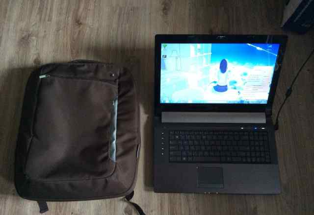 Продаю ноутбук Asus n75jf