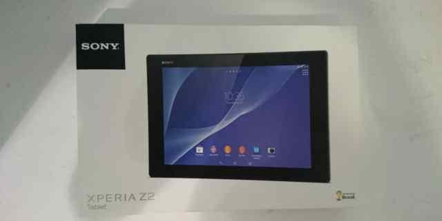 Sony Xperia Z2 Tablet 32Gb WiFi SGP 512 черный