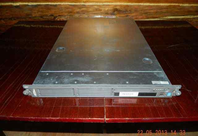 Сервер 1U HP ProLiant DL140 G2