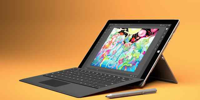 Surface Pro 3 i5 256Gb + Клавиатура Type Cover