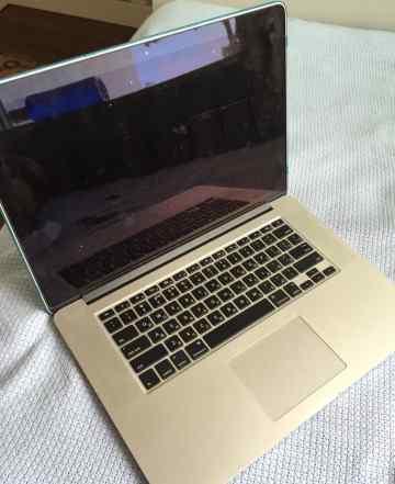 Mac book pro 15 дюймов Intel core I7