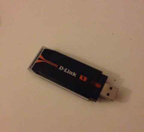 USB-адаптера D-Link серии Wireless 150