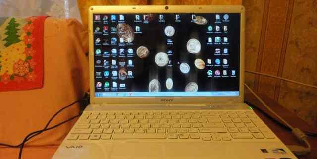 Ноутбук sony E vpceb3E1R/WI