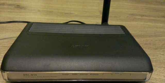Adsl-модем asus N-10
