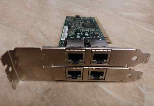 Сетевой адаптер HP NC7170, PCI-X
